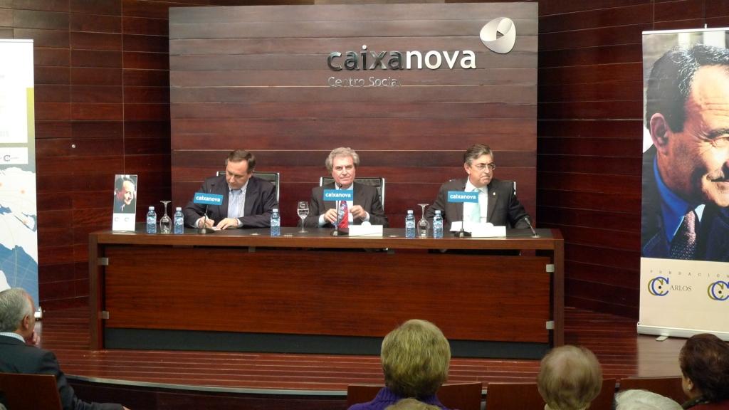 Gustavo A. Garrido, Cesar A. Molina e Salvador F. Moreda