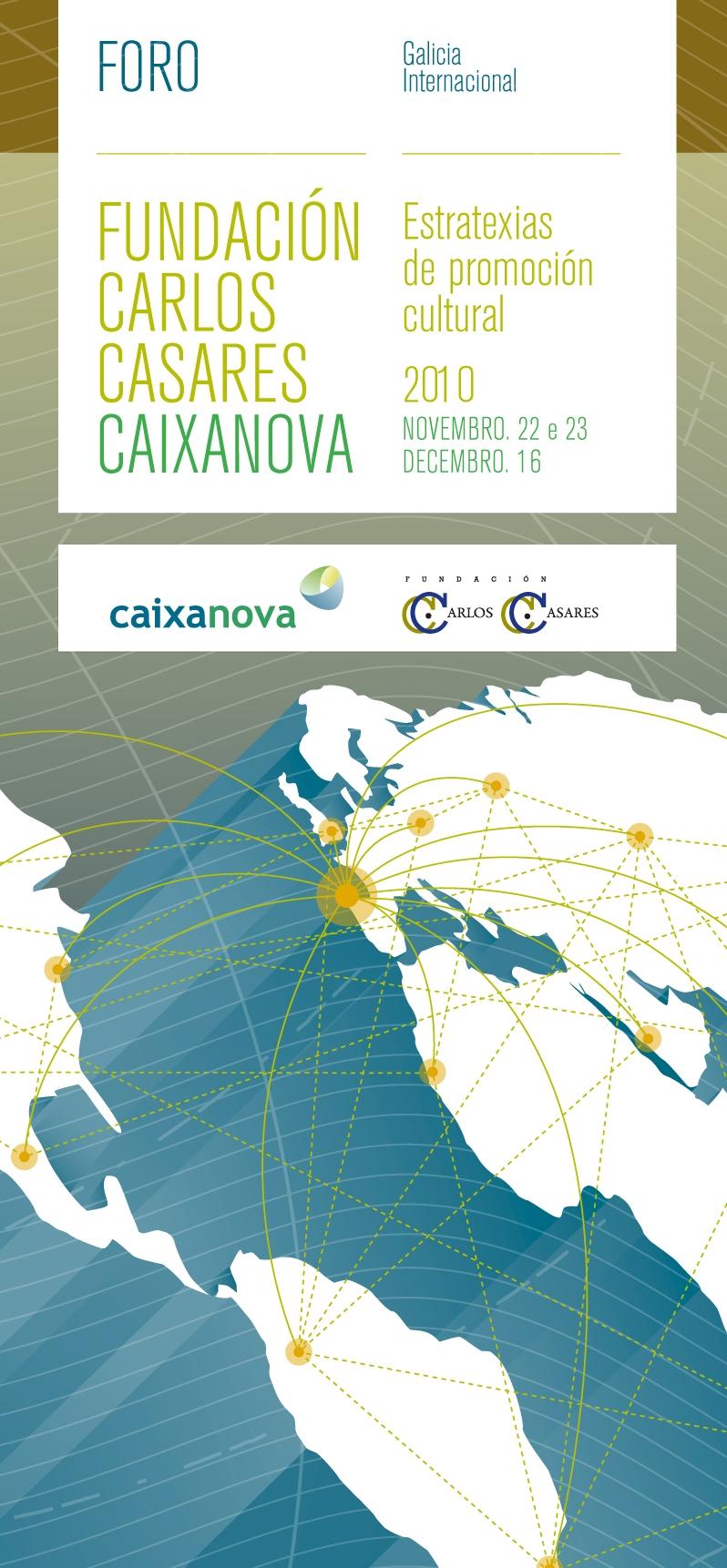 Foro Fundación Carlos Casares - Caixanova